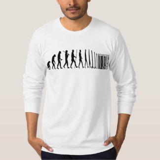 De evolutie van Commodification van Man T Shirt