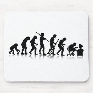 De Evolutie van Nerd Muismatten