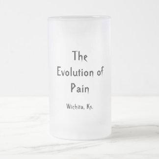 De evolutie van Pijn, Wichita, Ks. Matglas Bierpul