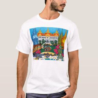De exotische T-shirt van Bangkok door Lisa Lorenz