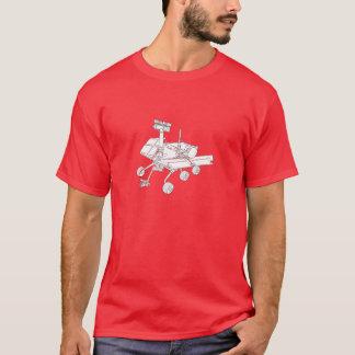 De Exploratie Rover van Mars T Shirt