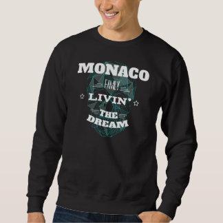 De Familie Livin van MONACO de Droom. T-shirt
