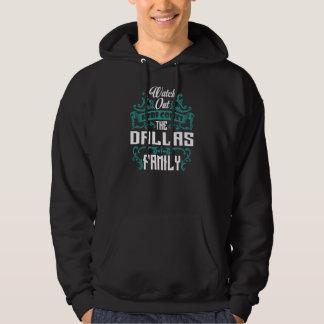 De familie van DALLAS. De Verjaardag van de gift Hoodie