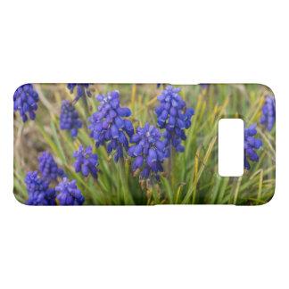 De Familie van de Hyacinten van de druif Case-Mate Samsung Galaxy S8 Hoesje