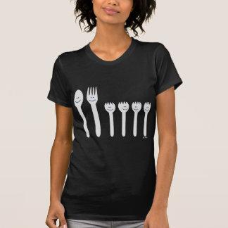 De Familie van het tafelzilver T Shirt