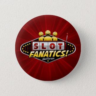 De Fanatici van de groef Ronde Button 5,7 Cm