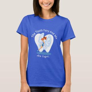 De fee en me van de Tand T Shirt