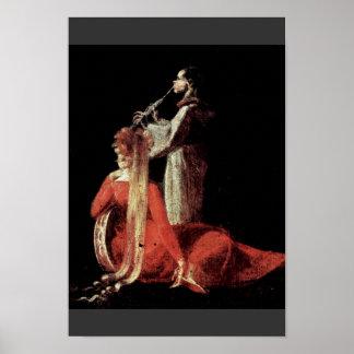 De fee Koningin Titania en Misstappen van de Poster