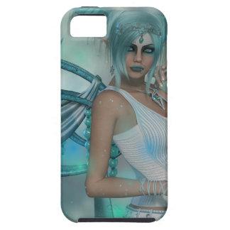 De Fee van Aqua Tough iPhone 5 Hoesje