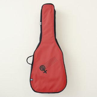 De feministische zak van de sleutelgitaar gitaartas
