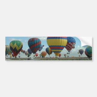 De Fiesta Albuquerque van de ballon Bumpersticker