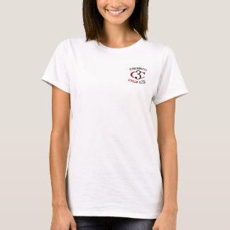 De Fiets van de Vrouwen van de Club van de Cyclus T Shirt