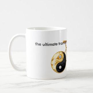 De Fiets Zings Zen van Yang Tao van Yin Koffiemok