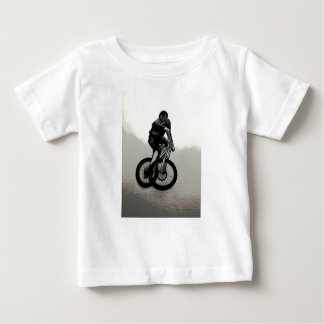 De FIETSER BMX van de Fietser MTB van de berg Baby T Shirts