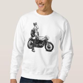 De fietser van het konijn trui