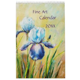 De fijne kalender van de Kunst 2018 seizoenen