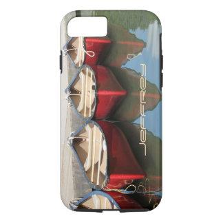 De fijne Rode Kano's van de Kunst & Bezinningen, iPhone 7 Hoesje