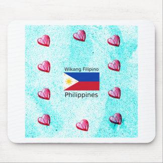 De Filipijnse Taal van Wikang en de Vlag van Muismat