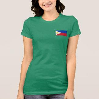 De Filippijnse T-shirt van de Vlag