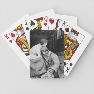 De Film - een afbeelding Win-The_war Speelkaarten