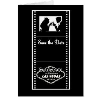 De Film van de Film van Las Vegas bewaart de Kaart