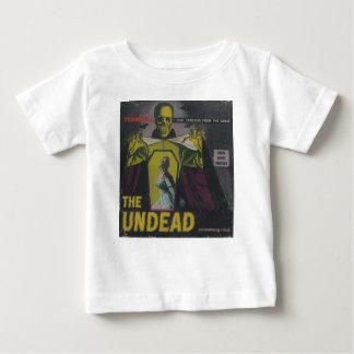 De film van de Zombie Undead Baby T Shirts