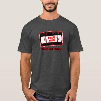 """De Films van de verschrikking - """"pas Uw het Volgen T Shirt"""