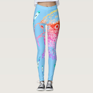 DE FILTER VAN EAGLE LEGGINGS