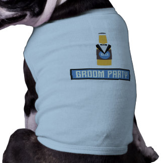 De Fles van het Bier van de Partij van de Shirt