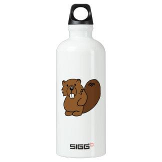 De Fles van het Water van de Bever van de Logica