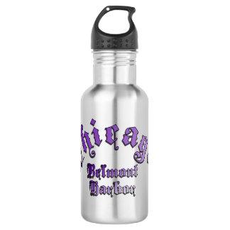 De Fles van het Water van de Douane van Belmont 18