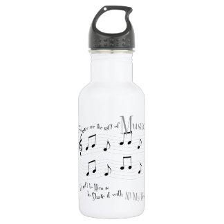 De Fles van het Water van de gift
