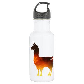 De Fles van het Water van de Lama van de brand