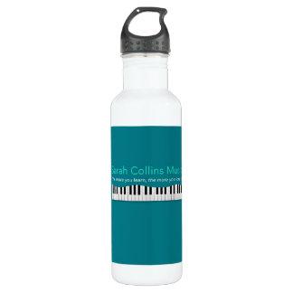 De Fles van het Water van de Muziek van Collins