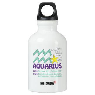 De Fles van het Water van de Trekken van Waterman Aluminium Waterfles