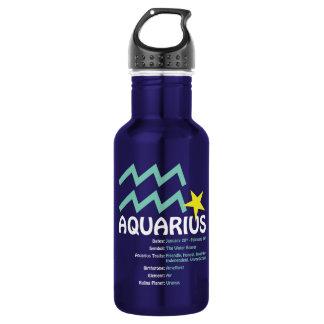 De Fles van het Water van de Trekken van Waterman Waterfles