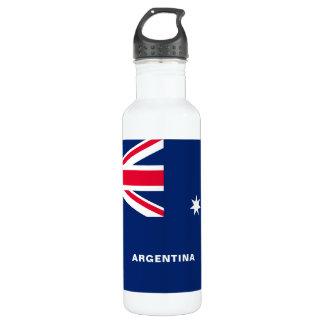 De Fles van het Water van de Vlag van Australië
