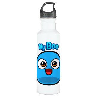 De Fles van het Water van het boe-geroep