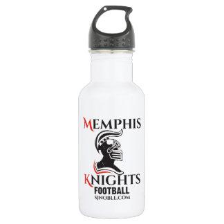 De Fles van het Water van het Logo van de Ridders