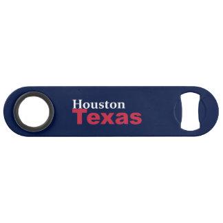 De Flesopener van de Snelheid van Houston, Texas Speed Flessenopener