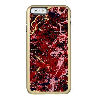 De FLITS van de BLIKSEM (een abstract Incipio Feather® Shine iPhone 6 Hoesje