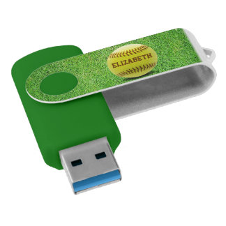De Flits van USB van de Douane van de Bal van het