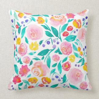 De Flora Jane Pillow van de Bloei van Indy Kussen
