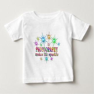 De Fonkelingen van de fotografie Baby T Shirts