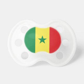 De Fopspeen van Booginhead van de Vlag van Senegal