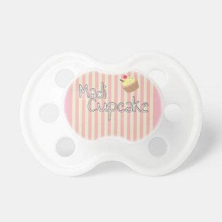 De Fopspeen van Cupcake