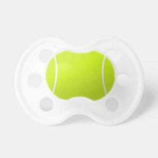 De Fopspeen van het Baby van de Bal van het tennis