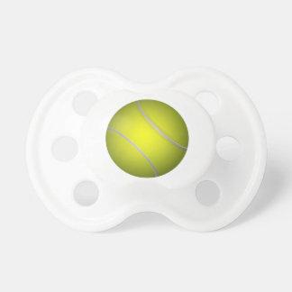 De fopspeen van het de balbaby van het tennis