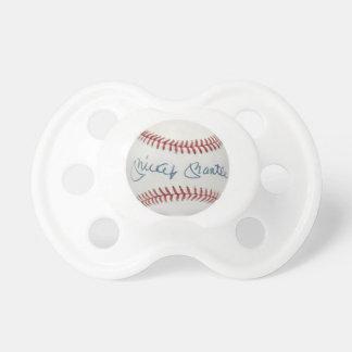 De Fopspeen van het Honkbal van de Mantel van