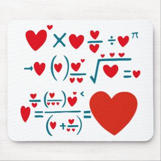 De Formule van de liefde Muismatten